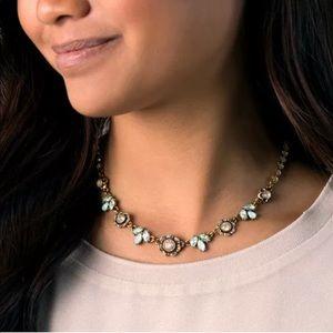 Jewelry - 💎Stunning Fall Choker Rhinestone Necklace